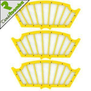 Pack 3 filtros Roomba 500