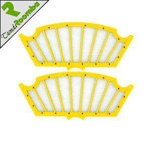 Pack 2 filtros Roomba 500
